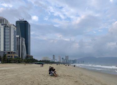 【ベトナム・ダナンの旅】この街には美しいビーチがある