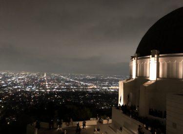 アメリカ旅行第6章 憧れのハリウッドからララランドの聖地グリフィス天文台へ