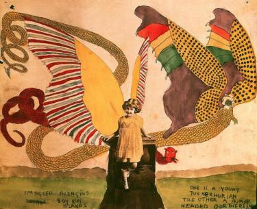 60年以上引きこもり世界最長の小説を残したアウトサイダーアーティスト、ヘンリー・ダーガーの孤独な生涯