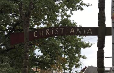 【北欧一人旅】 世界一幸せな無法地帯「クリスチャニア」でマリファナを。