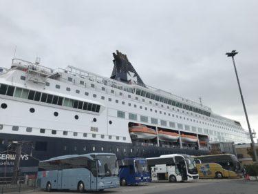 【北欧一人旅】 DFDSシーウェイズでオスロまで17時間の船旅へ