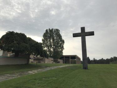 【北欧一人旅】スウェーデン編 森の墓地-Skogskyrkogården-へ